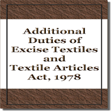 Additional Duties of ExciseAct