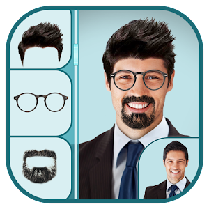 Men Hair Style Photo Maker