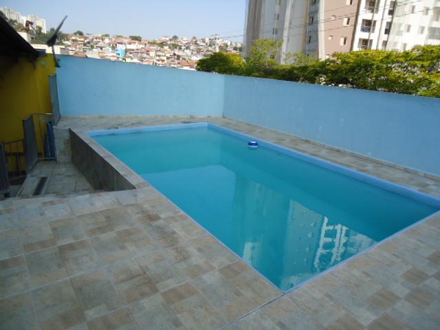 Casa 3 Dorm, Jaguaribe, Osasco (CA0926)