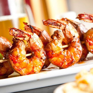 Barbecue Grilled Shrimp