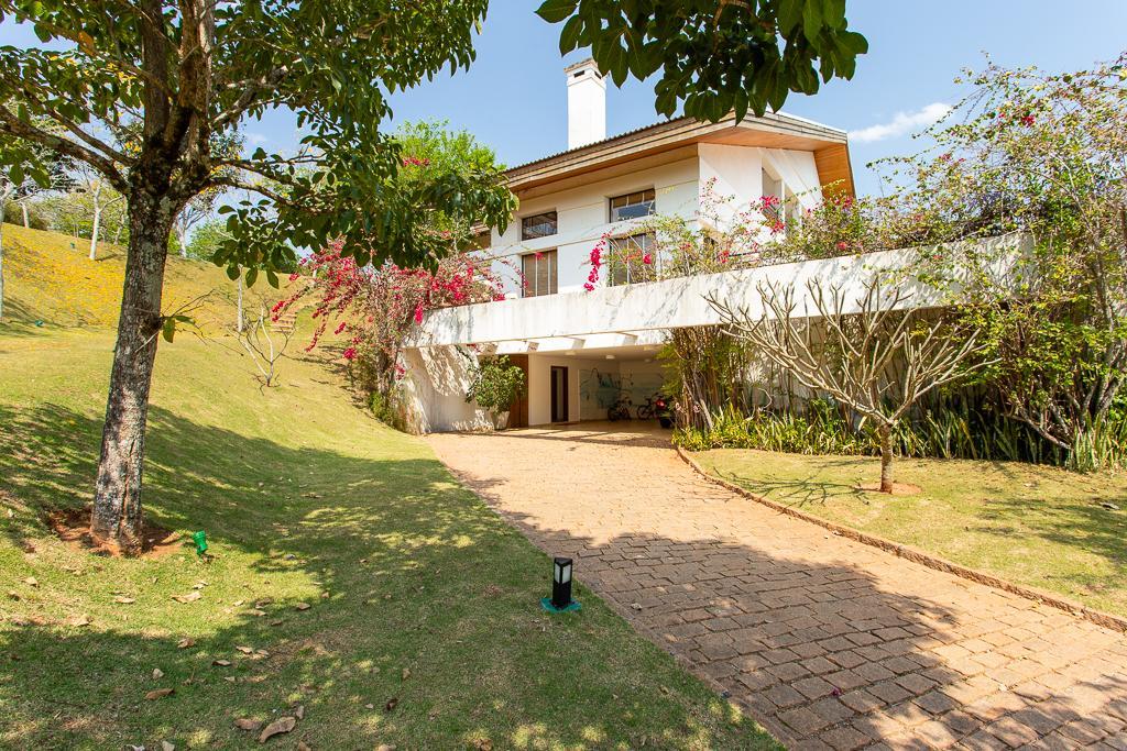 Casa Condomínio Alto Padrão Com 4 Dormitórios Suítes à Venda, 782 m² por R$ 5.390.000 - Quinta da Baroneza II - Bragança Paulista/SP - CA0985
