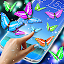 App Real butterflies on screen APK for Windows Phone