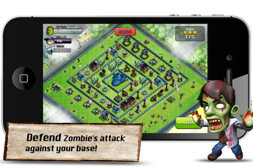 Apoc Wars: Clash of Zombies - screenshot