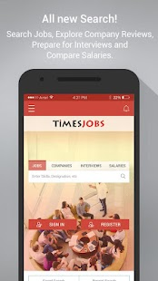 App TimesJobs apk for kindle fire