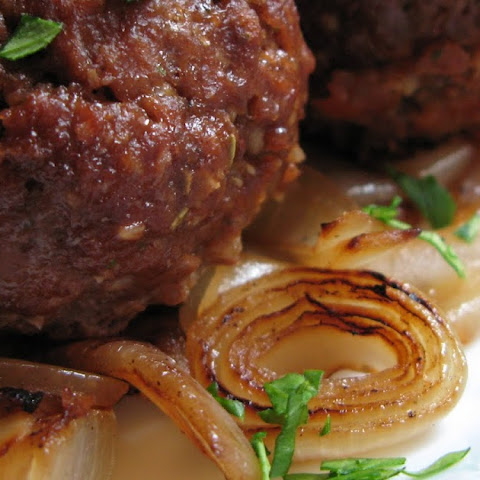 Steakhouse Meatballs