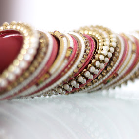 Bangles for Brides by Alay Shah - Artistic Objects Jewelry ( fashion, set, silver, designer, stone, jewelry, bridal jewellery, traditional, handmade, bangles, accessories, bronze, pearl, traditional attire, accessory, wedding, fashion photography, gold )