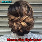 Women Hair Style Latest