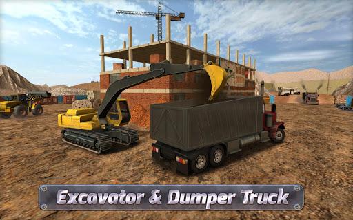 Construction Sim 2017 screenshot 10