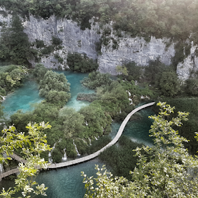Plitvice Lakes by Suzana Svečnjak - Instagram & Mobile Android