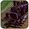 Steam Train Fast Racing