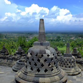 BOROBUDUR by Zlatan Dawamovic - Buildings & Architecture Public & Historical