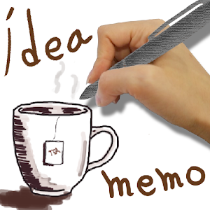 Idea Drawing Notepad
