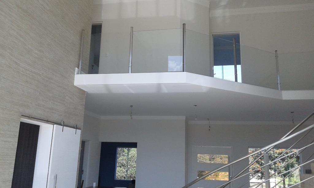 Casa 4 Dorm, Serra dos Lagos, Cajamar (CA1057) - Foto 8