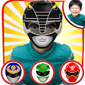 App Rangers Mask Camera apk for kindle fire