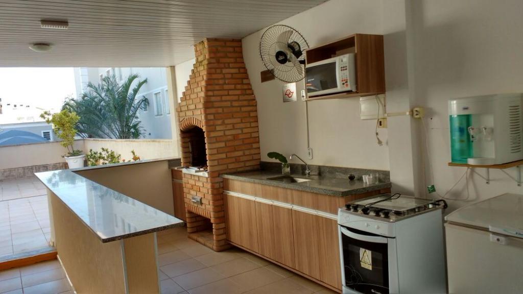 Apartamento residencial à venda, Jardim Vista Alegre, Paulínia.