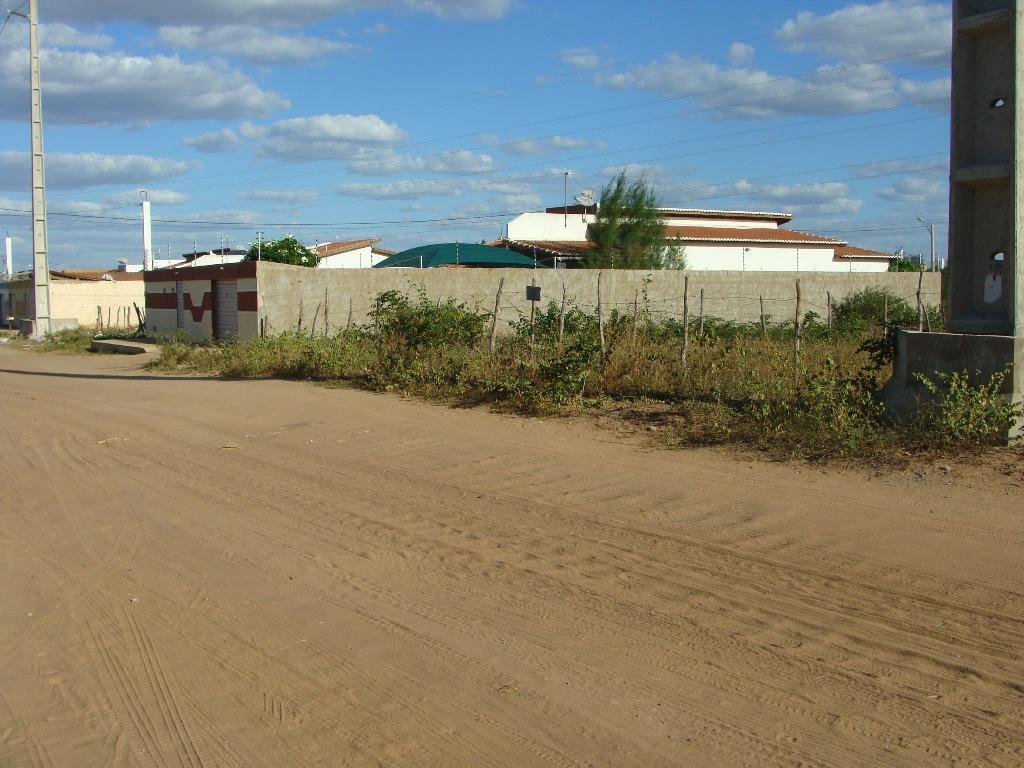 Terreno à venda, 200 m² por R$ 25.000 - Santa Delmira - Mossoró/RN