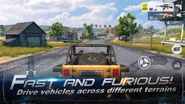 RULES OF SURVIVAL apk screenshot