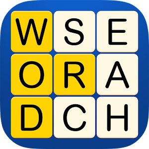 Word Search - Brain Puzzle Icon