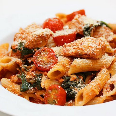 Tuna & Spinach Penne