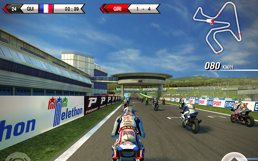 SBK15 Official Mobile Game - screenshot