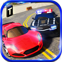 Police Chase Adventure sim 3D For PC (Windows And Mac)