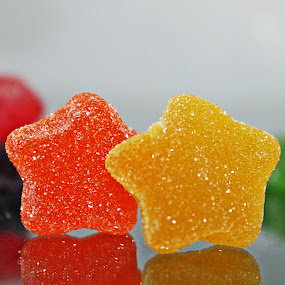 jelly star by Yuliani Liputo - Artistic Objects Other Objects ( sweets, candy, food, jelly )