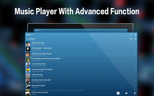 Music - Mp3 Player screenshot 8