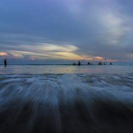 by Arijit Banerjee - Landscapes Waterscapes