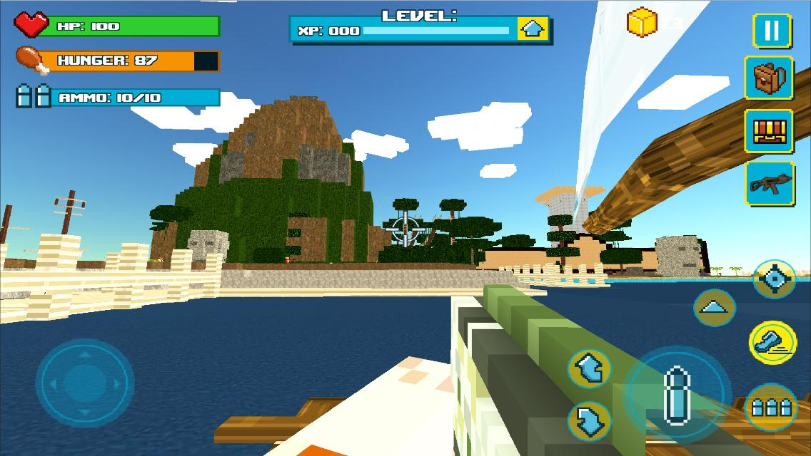 Survival Games Block Island Screenshot 4