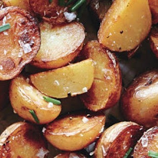 The Secret Behind the Best Roasted Potatoes Ever
