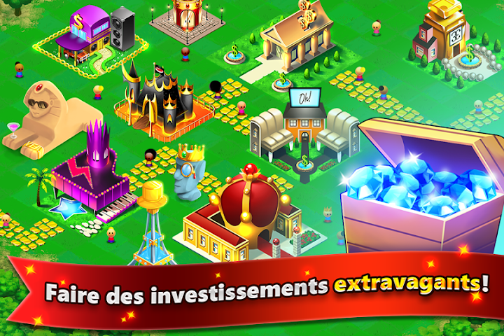 android Money Tree City - Riche Ville Screenshot 2