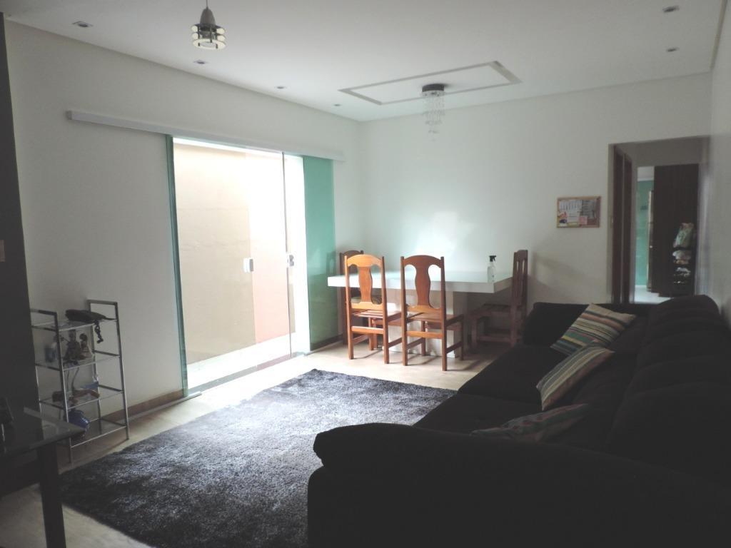 Casa com 3 dormitórios à venda, 147 m² por R$ 614.000 - Camp