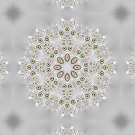 Mandala 4 by Cassy 67 - Illustration Abstract & Patterns ( kaleidoscope, abstract art, digital art, harmony, fractal, digital, fractals, energy, mandala )
