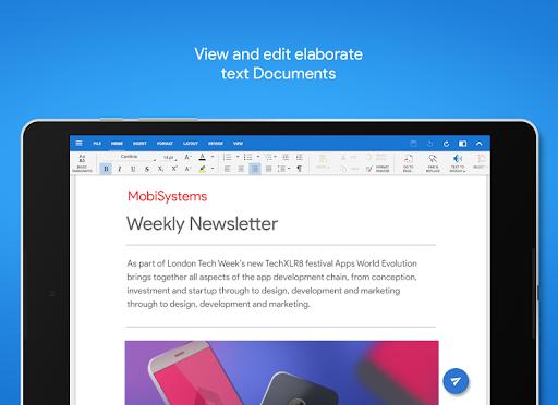 OfficeSuite Pro + PDF (Trial) screenshot 17