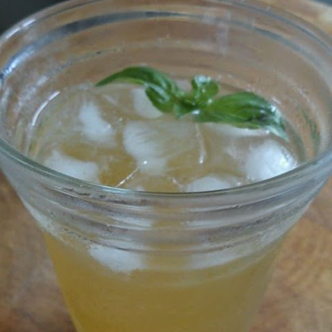 Basil Infused Lemonade
