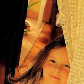 Curious by Suzanna Nagy - Babies & Children Children Candids