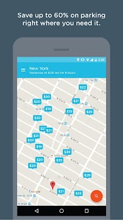 ParkWhiz: On Demand Parking