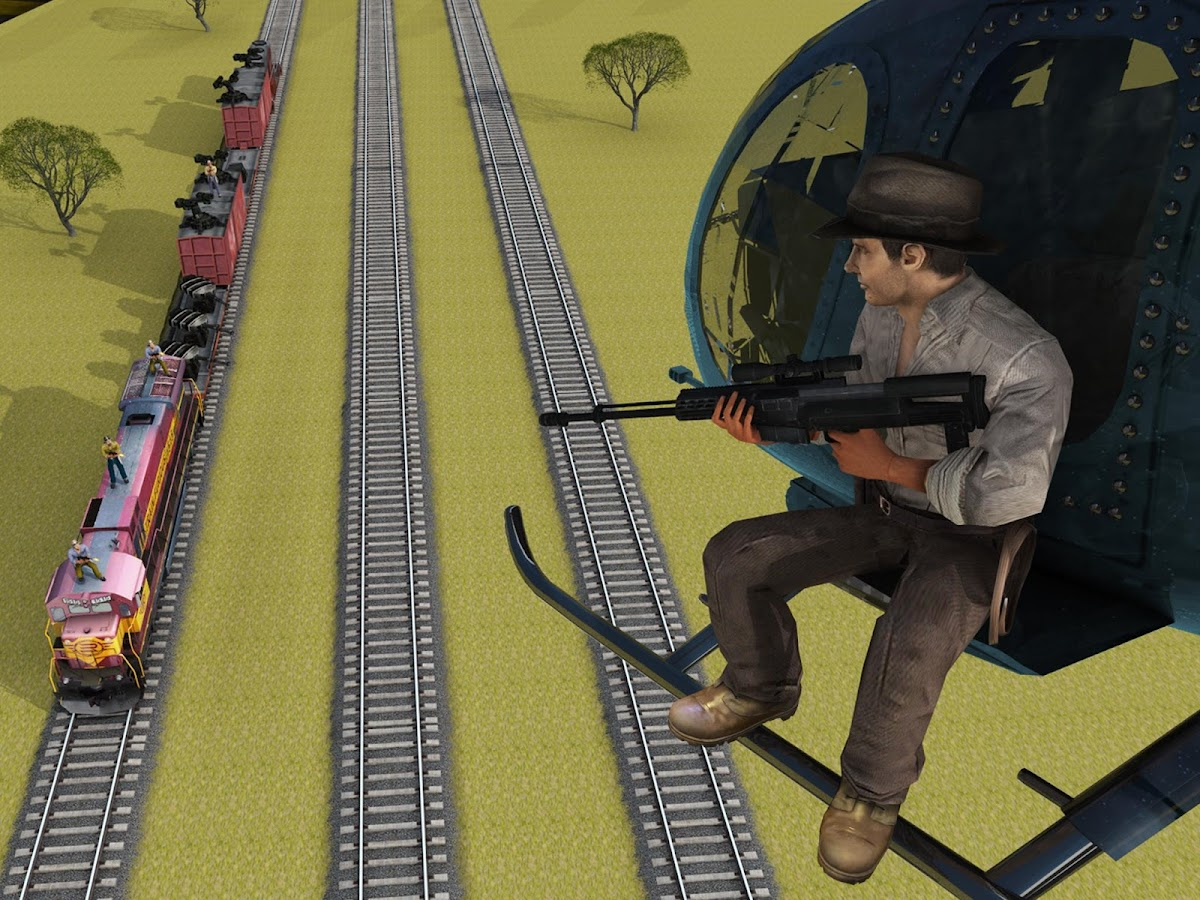 Furious Train Sniper 2016 Screenshot 5