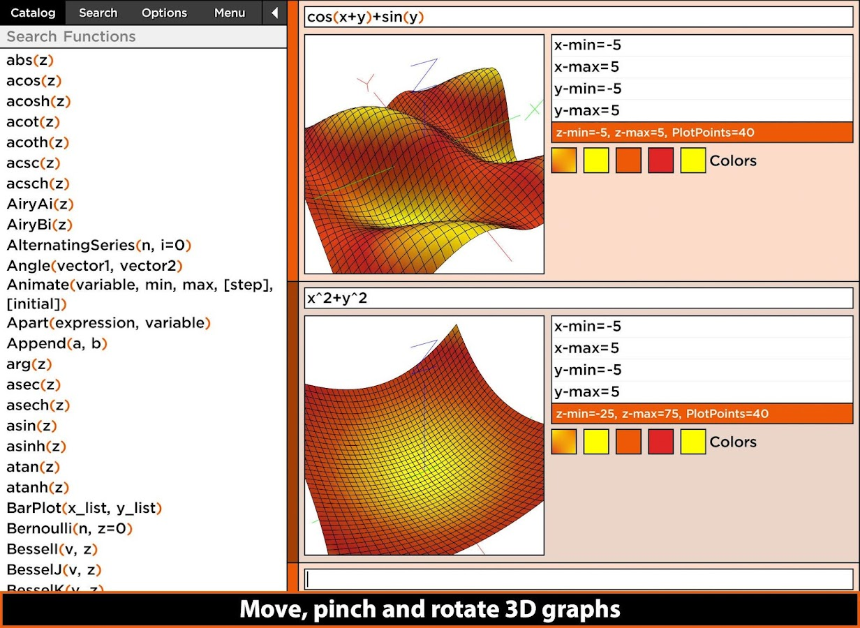 MathStudio Express Screenshot 7