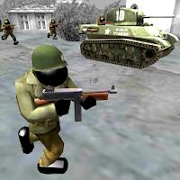 Stickman WW2 Battle Simulator on PC / Windows 7.8.10 & MAC