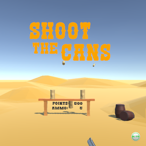 Shoot the Cans For PC / Windows 7/8/10 / Mac – Free Download