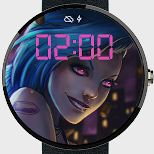 Jinx Watch Face - screenshot