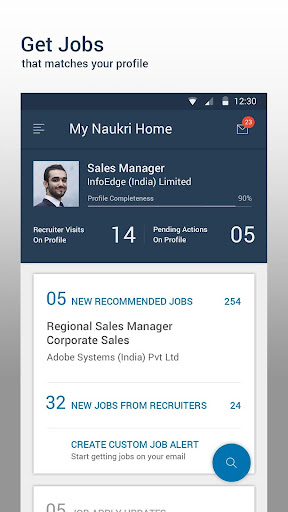 Naukri.com Job Search screenshot 6