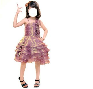 Kids Dresses idea - screenshot