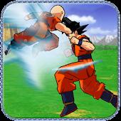 Saiyan Goku Fight Z APK for Bluestacks