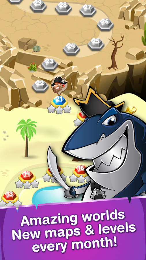 Pirate King's Treasure Screenshot 2