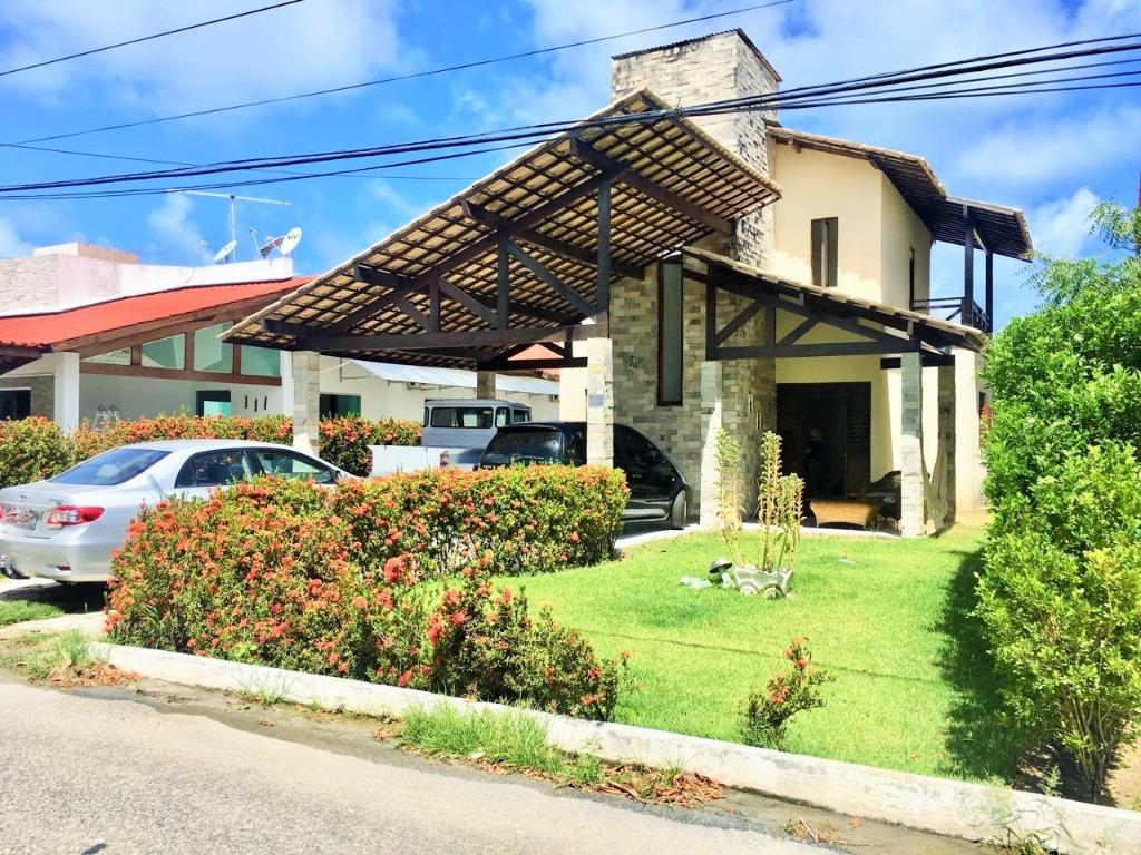 Casa residencial à venda, Altiplano Cabo Branco, João Pessoa.