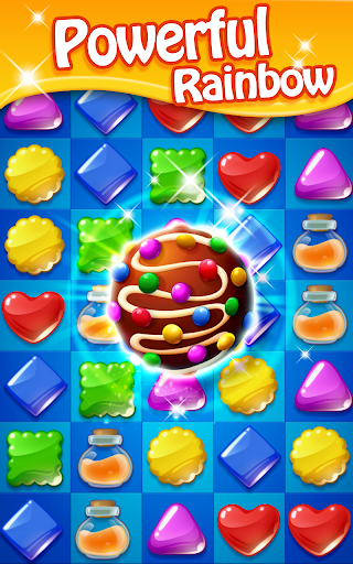 Cookie Mania - Sweet Match 3 Puzzle screenshot 8