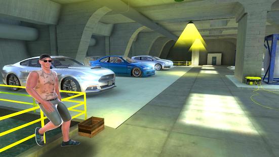 Mustang Drift Simulator for pc