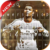 NEW Keyboard For Cristiano Ronaldo 2018